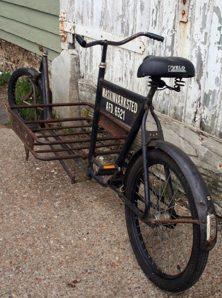 Vélo-cargo Ucrania Long John